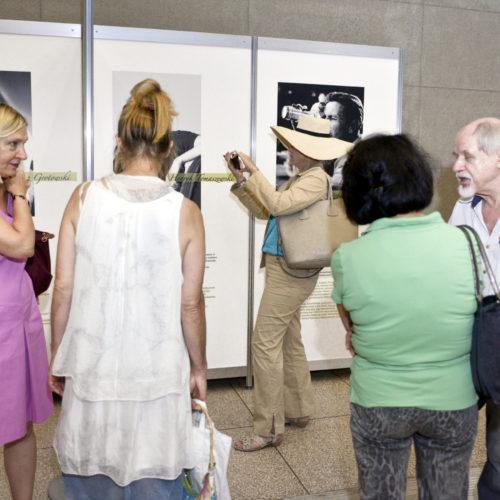 "JOE-Plattform Berlin e.V. | Ausstellungeröffnung ""Wrocław/Breslau. Gesichter einer Stadt. Oblicza miasta!"" 27. August 2016 am Potsdamer Platz"